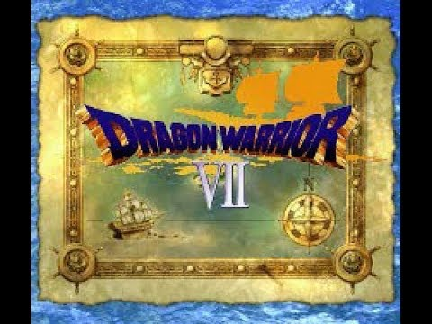 PSX Longplay [543] Dragon Warrior VII (Part 1 of 4)