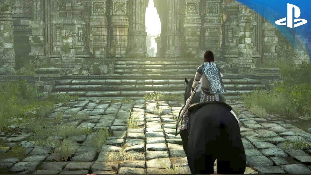 5 cosas que hemos aprendido jugando a Shadow of the Colossus para PS4