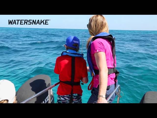 Inflatable PFDs For Children and Adults—Boating Tips With Emma George