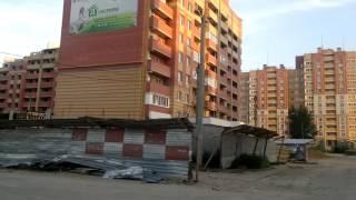 Новые дома от Сомбатхея в сторону Сернурского тракта.