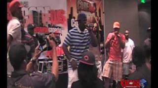 """F.L.Y. (Fast Life Yungstaz) performs """"Swag Surfn"""""""