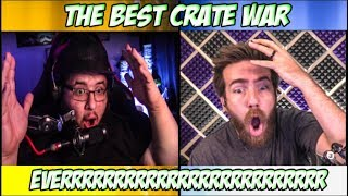 THE BEST CRATE WAR EVER.