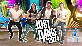 La honte ULTIME - Just Dance 2014 (Mister V, Natoo, Squeezie, Cyprien)