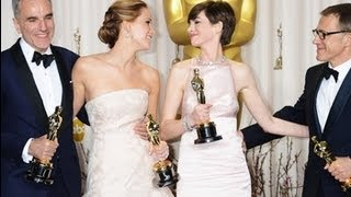Jennifer Lawrence Love (And Anne Hathaway Hate)