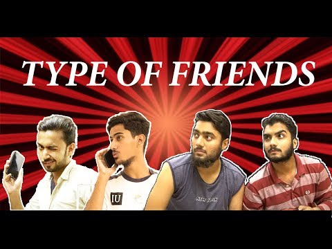TYPE OF FRIENDS | TANOLI