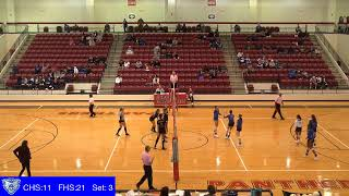 Conway Lady Cats vs. Fayetteville High School (State Tournament)