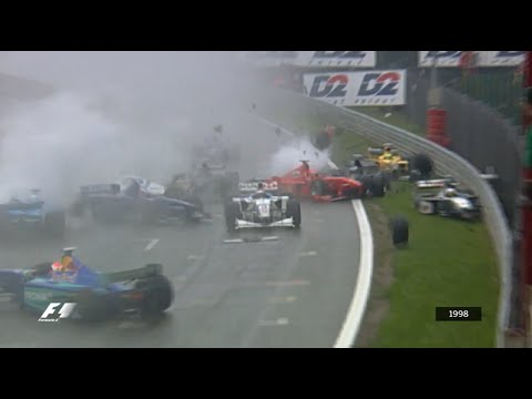 Your Favourite Belgian Grand Prix - 1998 Chaos & Carnage in Spa