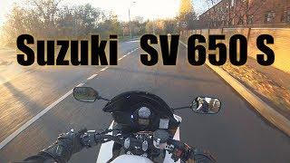Suzuki SV650 обзор. Простой и дружелюбный