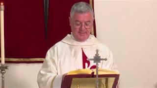 Missa Ao Vivo :São José - Peça Sua Graça -  Arautos Evangelho.