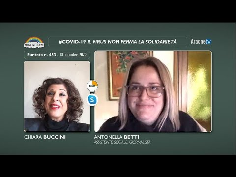 Anteprima del video Antonella BETTIIl virus non ferma la solidarietà