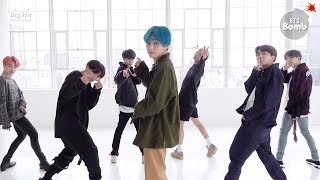 Bangtan Bomb 작은 것들을 위한 시 Boy With Luv Dance Practice Eye Contact Ver Bts 방탄소년단