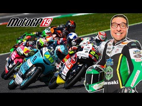 MotoGP 19 #17 | EM ITÁLIA A VELOCIDADE É SEMPRE NO TALO (PORTUGUÊS)