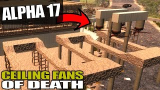 ALPHA 17   YOU MUST BE THIS TALL TO DIE   7 Days to Die   Alpha 17 Gameplay   S17.3E75