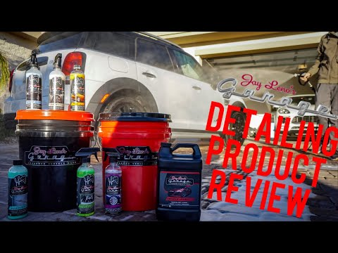 Jay Leno's Garage Detailing Product Review – Jay Flat Out