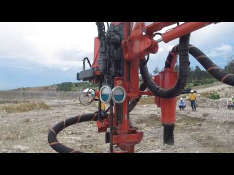 DX800 Drill Rig - смотреть онлайн на Hah Life
