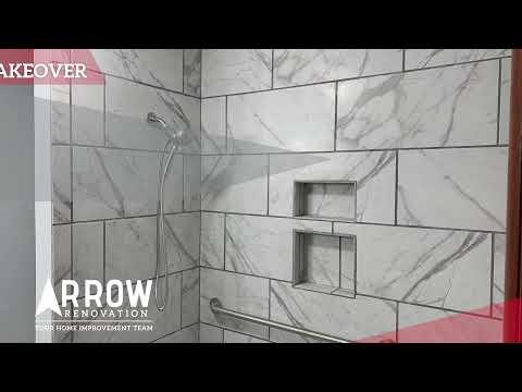 Bathroom Remodel at a Home in Ottawa, KS
