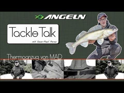 TackleTalk - Thermoanzug von MAD