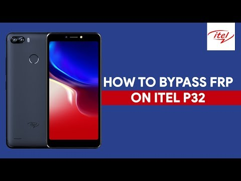 How To Bypass FRP On Itel P32 (Easiest Method: Without PC & Apk) - [romshillzz]