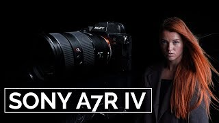 Sony A7R IV Hands On Review | 61 Megapixel Full Frame Camera