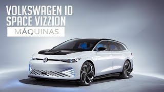 Volkswagen ID Space Vizzion - Máquinas