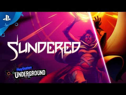 Sundered - PS4 Gameplay Demo and New Boss Revealed | PS Underground thumbnail