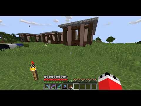 Minecraft CZ - Single svět ep. 13 - Základy Iron Golem farmy