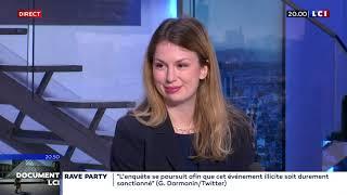 Marion Pariset - LCI - 02/01/2021