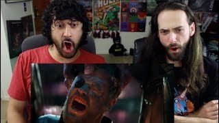 Finally! The OFFICIAL TRAILER (#2) for Marvel Studios' AVENGERS: INFINITY WAR is here!!!!!! YESSSSS!!!!! Full Length TV SHOW & Music Video REACTIONS + Q&A's - Check Out Our PATREON: https://www.pa...