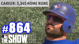 3,340 CAREER HOME RUNS! | MLB The Show 20 | Road to the Show #864