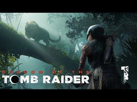 VÉGRE ITT VAN!   Shadow of the Tomb Raider #1 #DEEPINTOTHEJUNGLE  - 09.13.