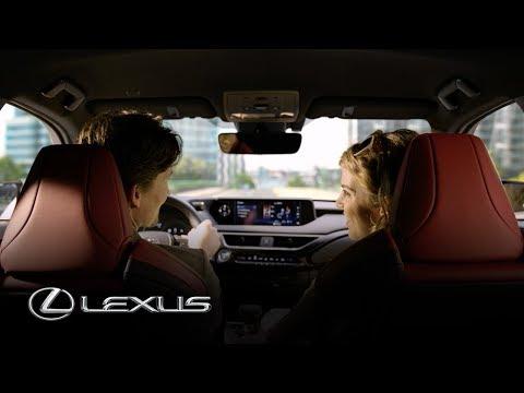 Lexus Ux 200 Кроссовер класса J - рекламное видео 3
