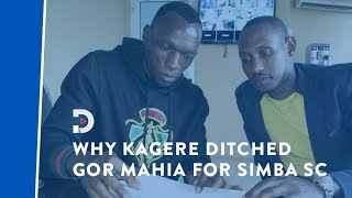 Why Kagere ditched Gor for Simba SC