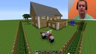 Lepa moderna kuca u Minecraftu ep.1 [Srpski Gameplay] ☆ SerbianGamesBL ☆
