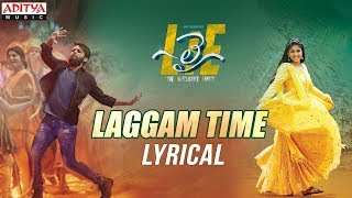 'Laggam Time' song from 'LIE'