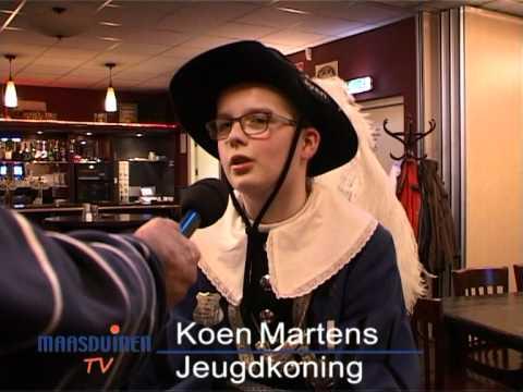 Maasduinen TV - Koningsfeest Schuttersgilde Aijen 2011