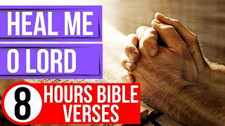 Healing Prayer (Healing Bible Verses For Sleep)