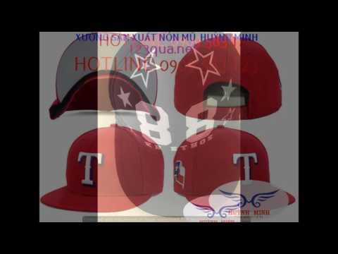 Xưởng sản xuất nón quảng cáo, nón snapback, nón kết, nón tai bèo, nón hiphop giá rẻ