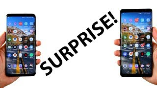 REAL LIFE Samsung Galaxy S9 Plus vs Note 8 Speed Test (shocking results!)