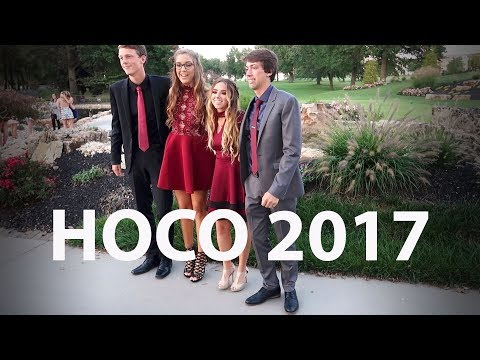 COME TO HOMECOMING WITH ME! AND GRWM