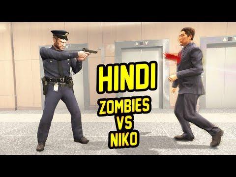 Zombies Ka Nanga Nach FIB Building Ft NIKO   Funny & Horror   Hitesh KS