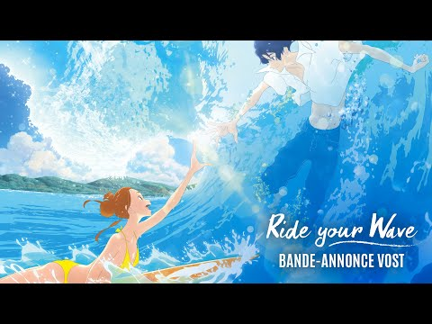 Ride your Wave - bande-annonce Alba Films