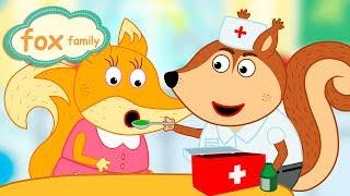 Fox Family and Friends cartoons for kids new season The Fox cartoon full episode #612