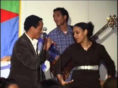 Tesfalem arefaine(Korchach) Tsibktey Eritrean Music - Faniel