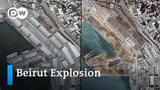 How devastating was the Beirut explosion?   DW News
