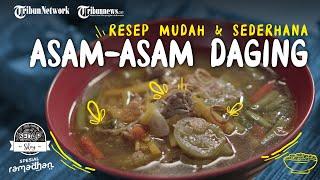 Resep Masakan Asam-asam Daging Sapi, Lezat dan Segar untuk Menu Buka Puasa