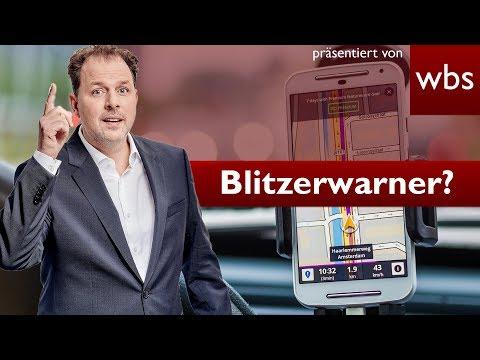 Google Maps bald mit Blitzerwarner? Wie ist die Rechtslage? | Rechtsanwalt Christian Solmecke