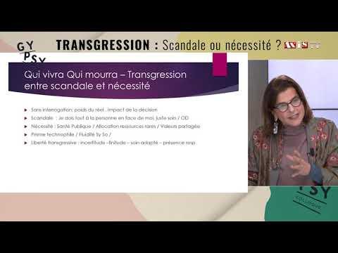 Vidéo Michèle LÉVY-SOUSSAN : Pensée de la finitude, pensée de l'incertitude