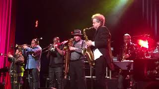 Tower of Power 50th Anniversary Show -- Squibcakes