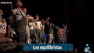 Comparsa Los equilibristas – Final COAC 2017