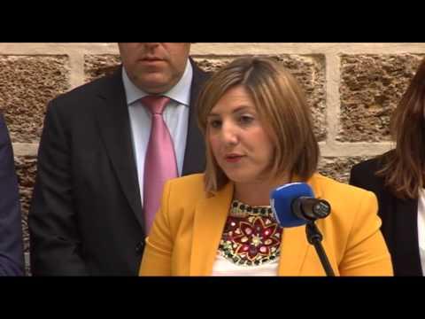 """""""La Diputación ha recuperado el pulso tras cien días de gobierno"""""""